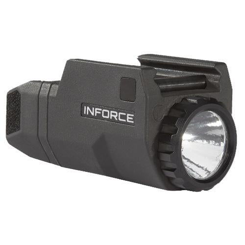 Auto Pistol Light - Compact, Glock, 200 Lumens, Gen 1, White Light, Black