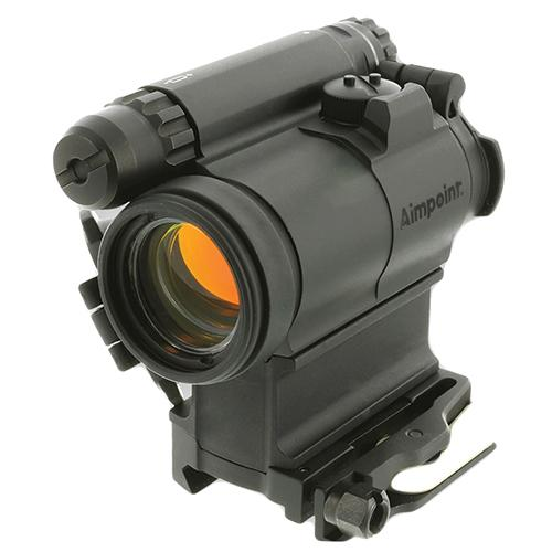 CompM5 - 2 MOA with LRP 39mm Spacer, Black