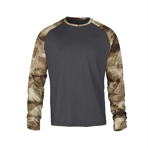 Hell's Canyon Speed Riser-FM Shirt - A-TACS Arid-Urban, Large