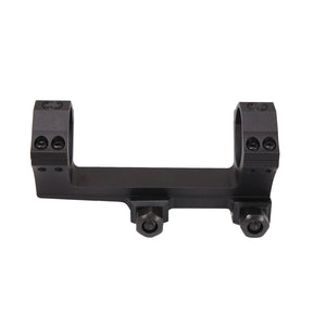 Alpha Scope Mount Ring - 30mm, 1.53, 20 MOA, 6061-T6, Black