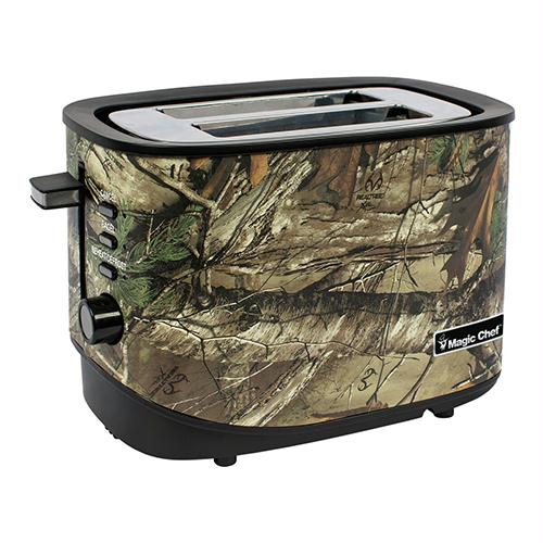 2 Slice Toaster, Realtree Xtra