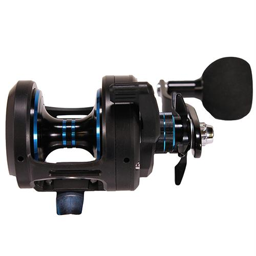 Saltist Star Drag Saltwater Casting Reel - 20, 5.1:1 Gear Ratio, 29.50