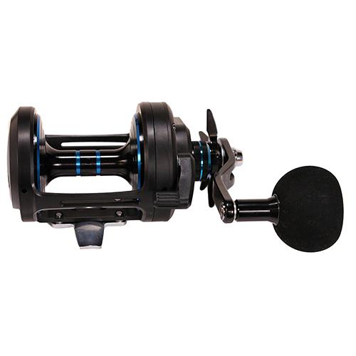 Saltist Star Drag Saltwater Casting Reel - 50, 5.1:1 Gear Ratio, 25.80