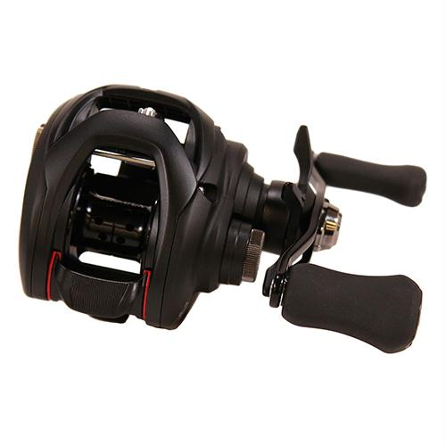 Tatula Baitcasting Reel - 100, 8.1:1 Gear Ratio, 8 Bearings, 11 lb Max Drag, Right Hand