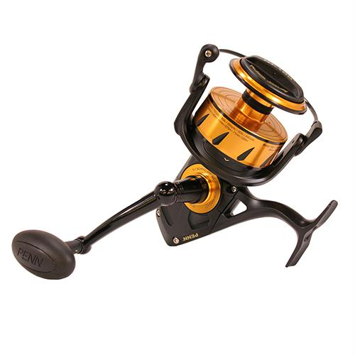 Spinfisher VI Saltwater Spinning Reel - 9500, 4.2:1 Gear Ratio, 40