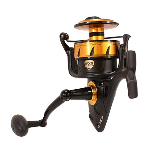 Spinfisher VI Saltwater Spinning Reel - 10500, 4.5:1 Gear Ratio, 43