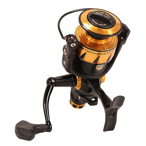 Spinfisher VI Live Liner Saltwater Spinning Reel - 4500, 6.5:1 Gear Ratio, 40