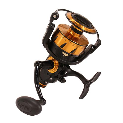 Spinfisher VI Live Liner Saltwater Spinning Reel - 8500, 4.7:1 Gear Ratio, 42