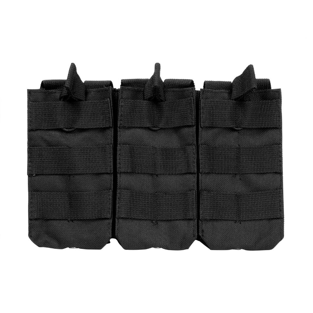 AR Triple Mag Pouch - Black
