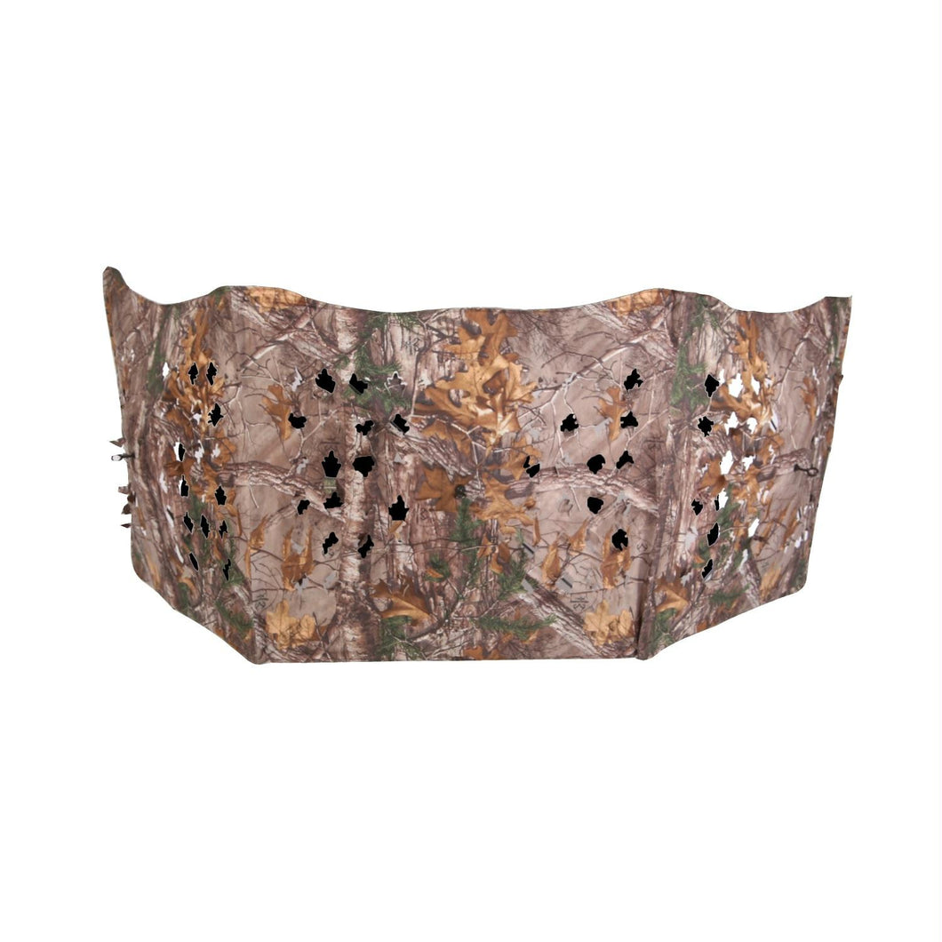 Ameristep Throwdown Blind-91inx27in-Realtree Xtra