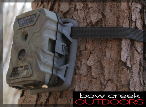 Bow Creek BC-40 12MP No-Vis IR Trail Camera - Red Hook Outdoors