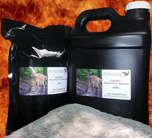 Buck Fuel Gold Mine Roasted Corn Attractant - Red Hook Outdoors