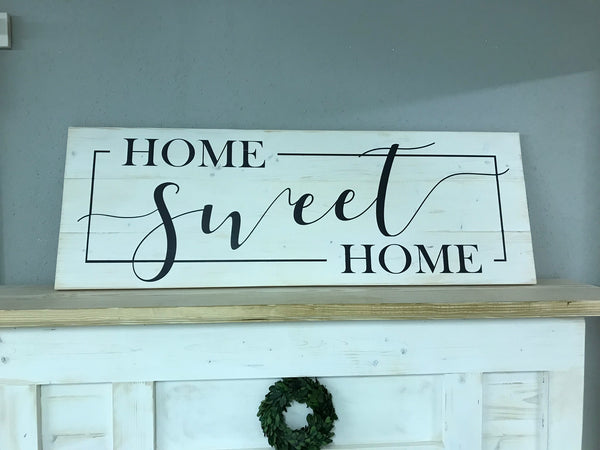 Oversized Plank Sign PRIVATE PARTIES