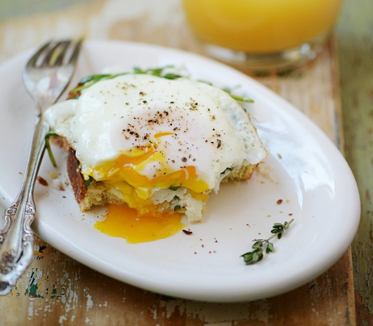 How to make your health breakfast sandwich