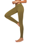 Desert Green Yoga Pants - dh Garment