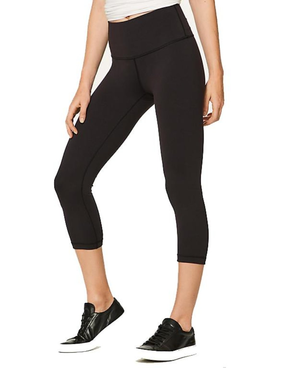 Cropped Leggings - dh Garment