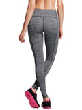 Active Heather Grey Legging - dhgarment