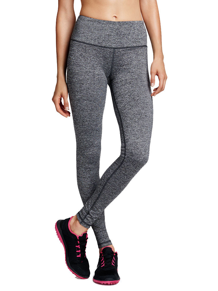 Heather Grey Yoga Pants - dh Garment