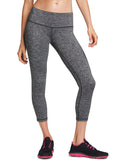 Active Heather Grey 7/8 Legging - dhgarment