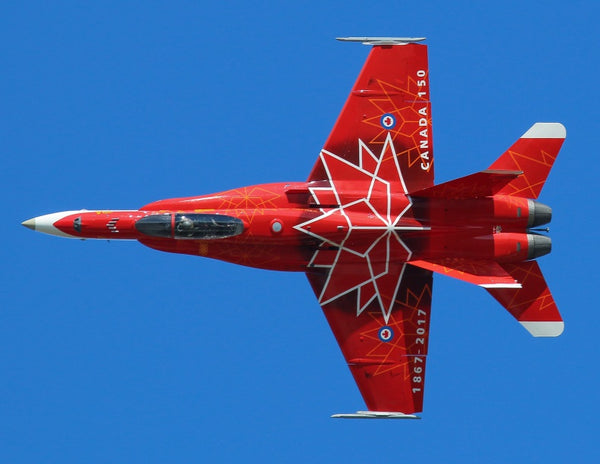"MAX PERFORMING Photo Journal Book of the 2017 CF-18 Demonstration Team Narrated by Capt. Matthew ""Glib"" Kutryk"