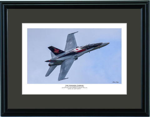 """The Common Thread"" Fine Art Aviation Print"