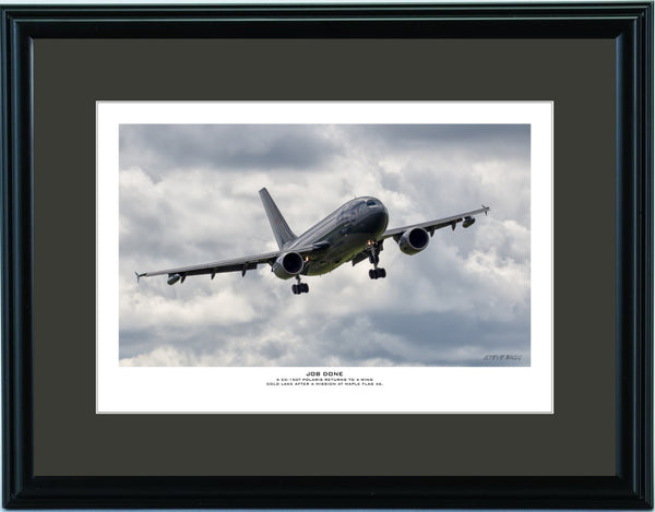 """Job Done"" Fine Art Aviation Print"