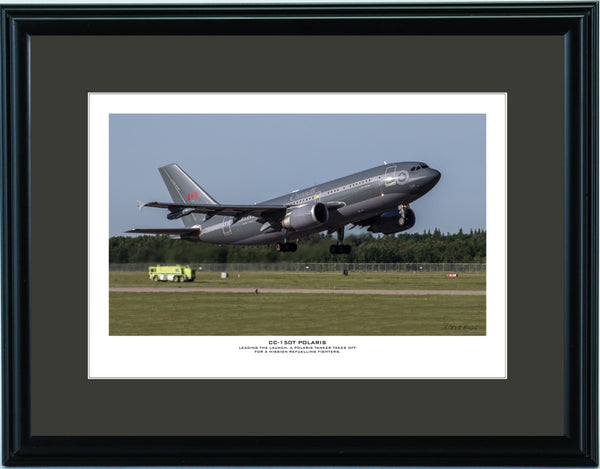 """CC-150T Polaris"" Fine Art Aviation Print"