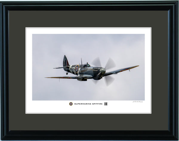 Incoming Spitfire