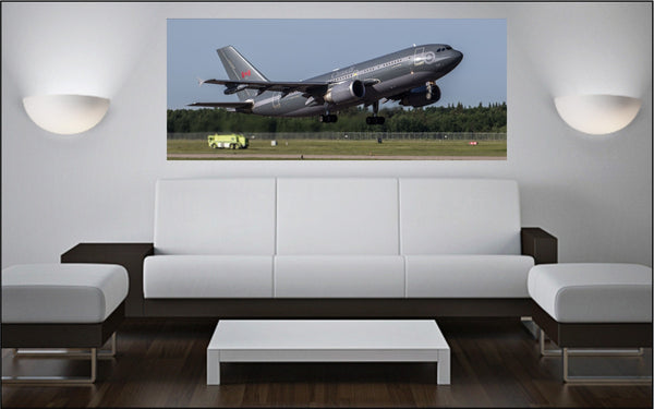 "CC-150T Polaris Tanker 72"" x 30"" Giant Image Wall Art"