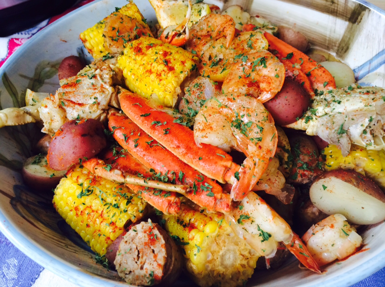 Seafood Boil Sept. 28th