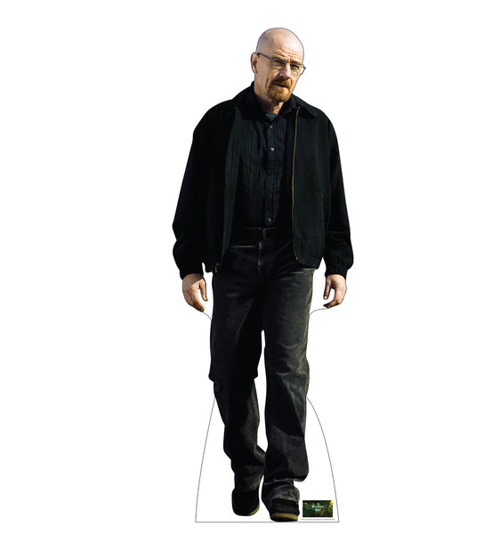 Walter White Life-Size Standee from Breaking Bad