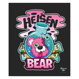Additional image of Heisenbear Fleece Blanket from Breaking Bad