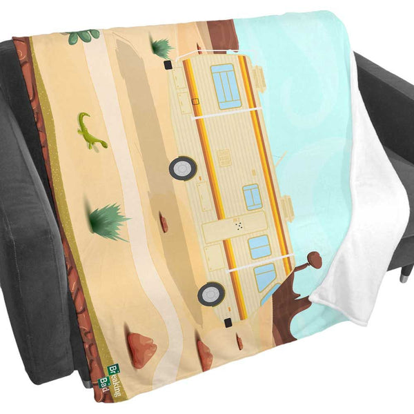 RV Fleece Blanket from Breaking Bad