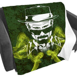 Walter White Fleece Blanket from Breaking Bad