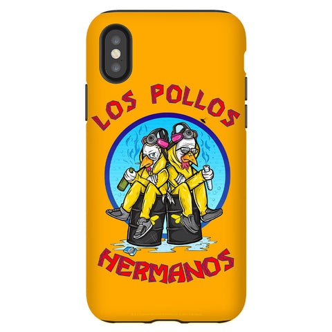 Breaking Bad Los Pollos Hermanos Cooked Phone Case