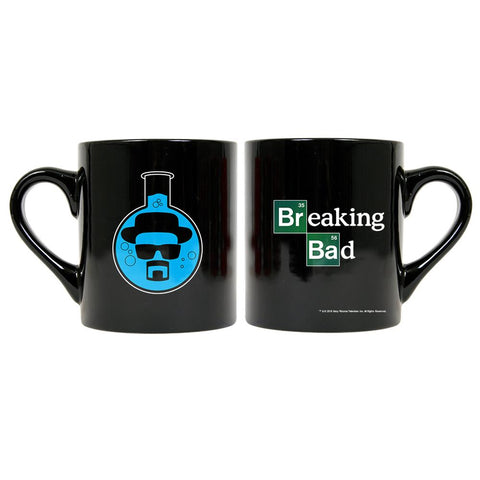 Breaking Bad Heisenberg Beaker Mug