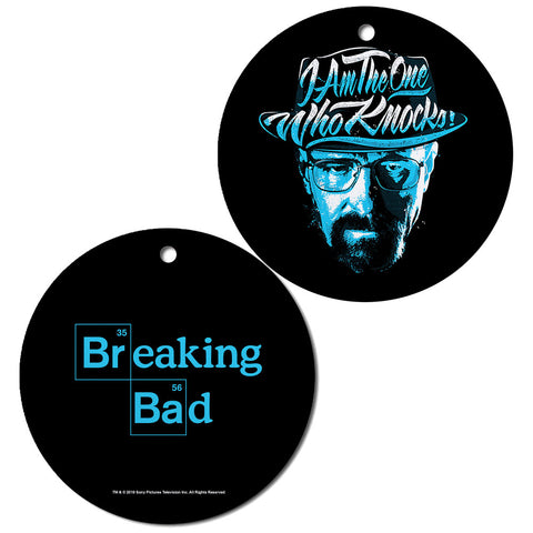 Breaking Bad I Am the One Who Knocks Ornament