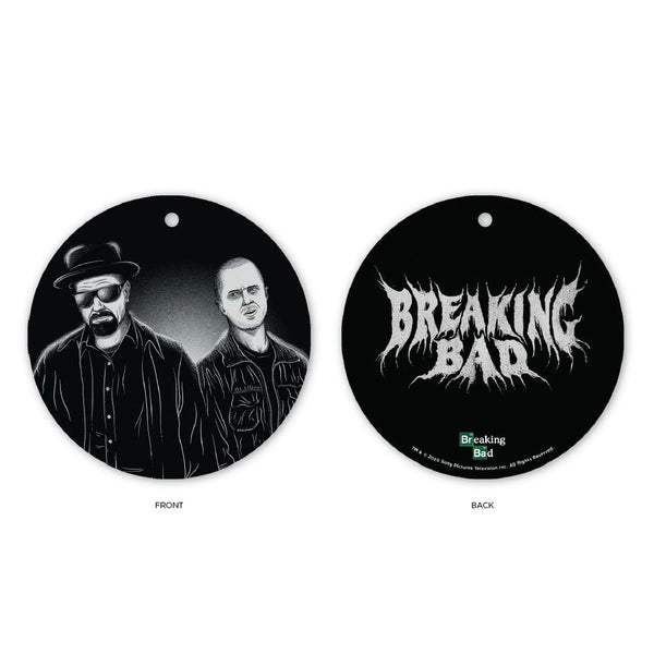 Breaking Bad Walt and Jesse Holiday Ornament