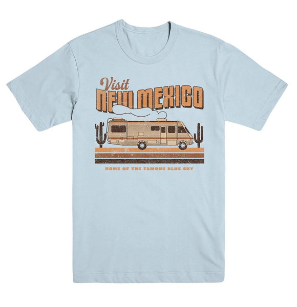 Breaking Bad 10th Anniversary New Mexico T-Shirt