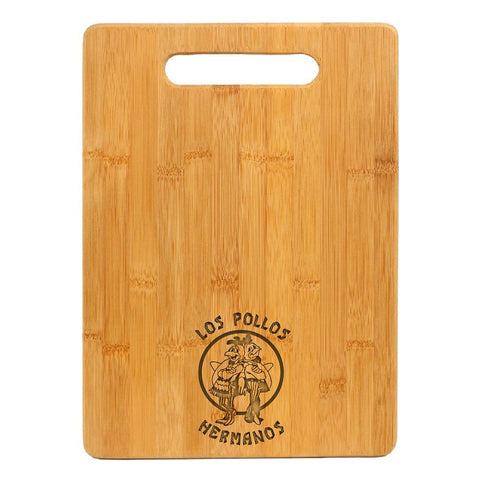 Breaking Bad 10th Anniversary Los Pollos Cutting Board