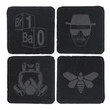 Breaking Bad 10th Anniversary Coaster Set