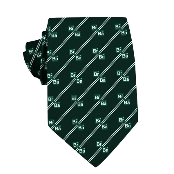 Breaking Bad 10th Anniversary Logo Necktie