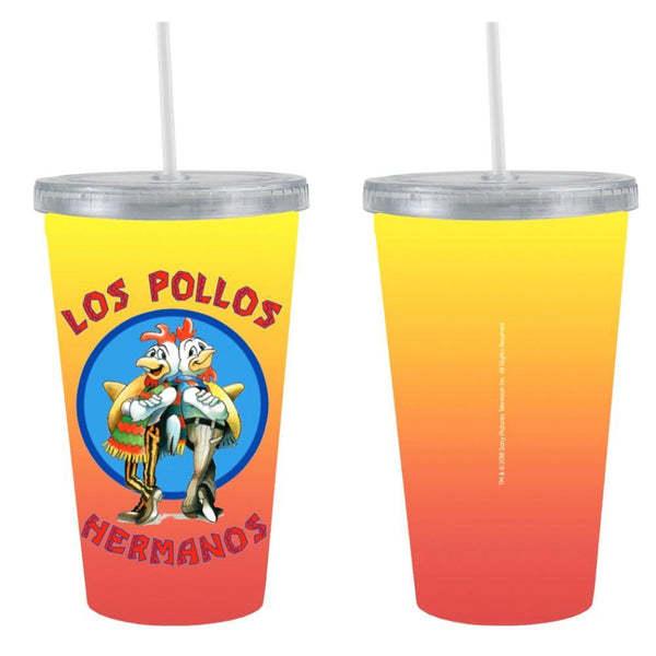 Better Call Saul Los Pollos Hermanos Plastic Travel Cup