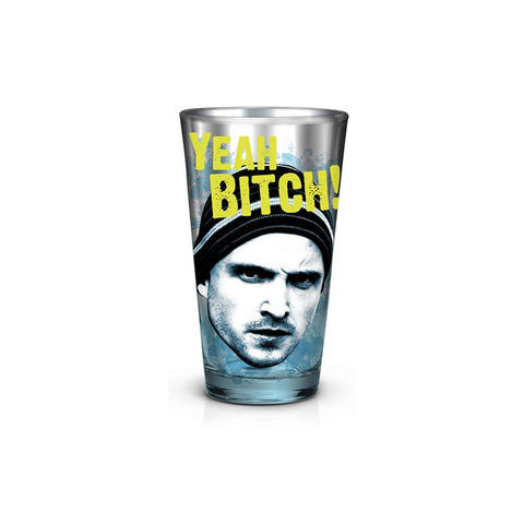 Breaking Bad Jesse Pint Glass