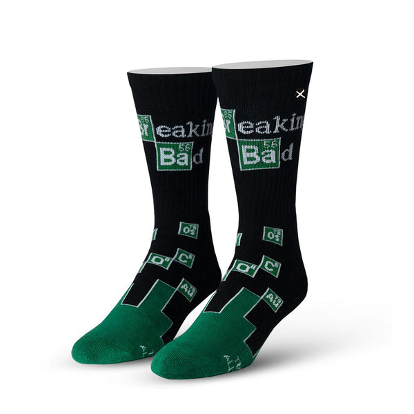 Breaking Bad Chemistry Knit Socks