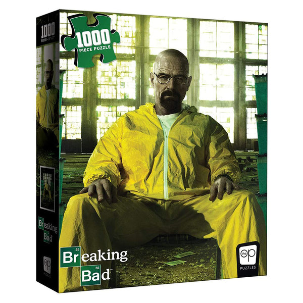 Breaking Bad Walter White 1000 Piece Puzzle