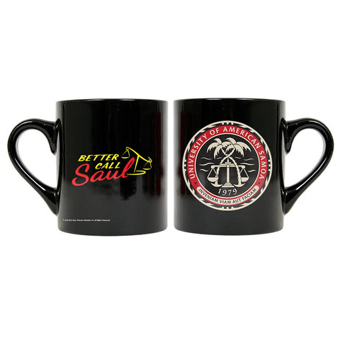 Better Call Saul University of American Samoa Mug