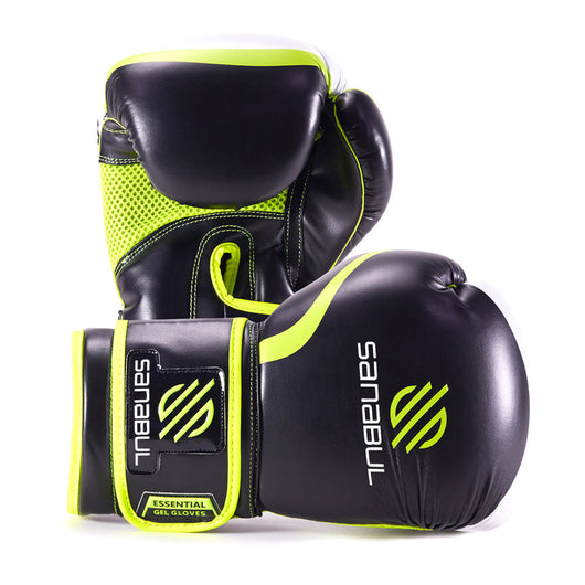 Gel Boxing Gloves – Green