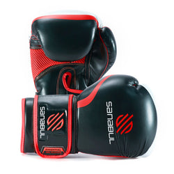 Gel Boxing Gloves – Red