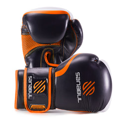 Gel Boxing Gloves – Orange